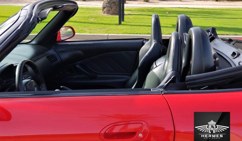 2000 Honda S2000 Convertible – MANUAL full