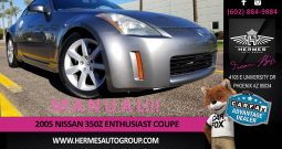 2005 Nissan 350Z Enthusiast Coupe – MANUAL
