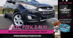 2013 Hyundai Tucson GLS Sport Utility