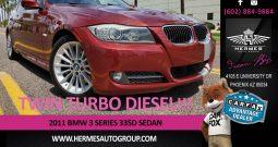 2011 BMW 3 Series 335d Sedan / Twin Turbo Diesel