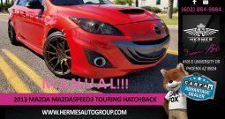 2013 MAZDA MAZDASPEED3 Touring Hatchback