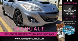 2013 MAZDA MAZDASPEED3 Touring Hatchback – MANUAL