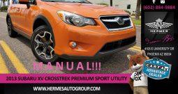 2013 Subaru XV Crosstrek Premium Sport Utility – MANUAL