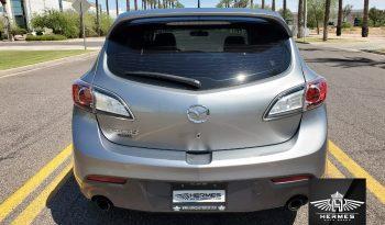 2013 MAZDA MAZDASPEED3 Touring Hatchback – MANUAL full